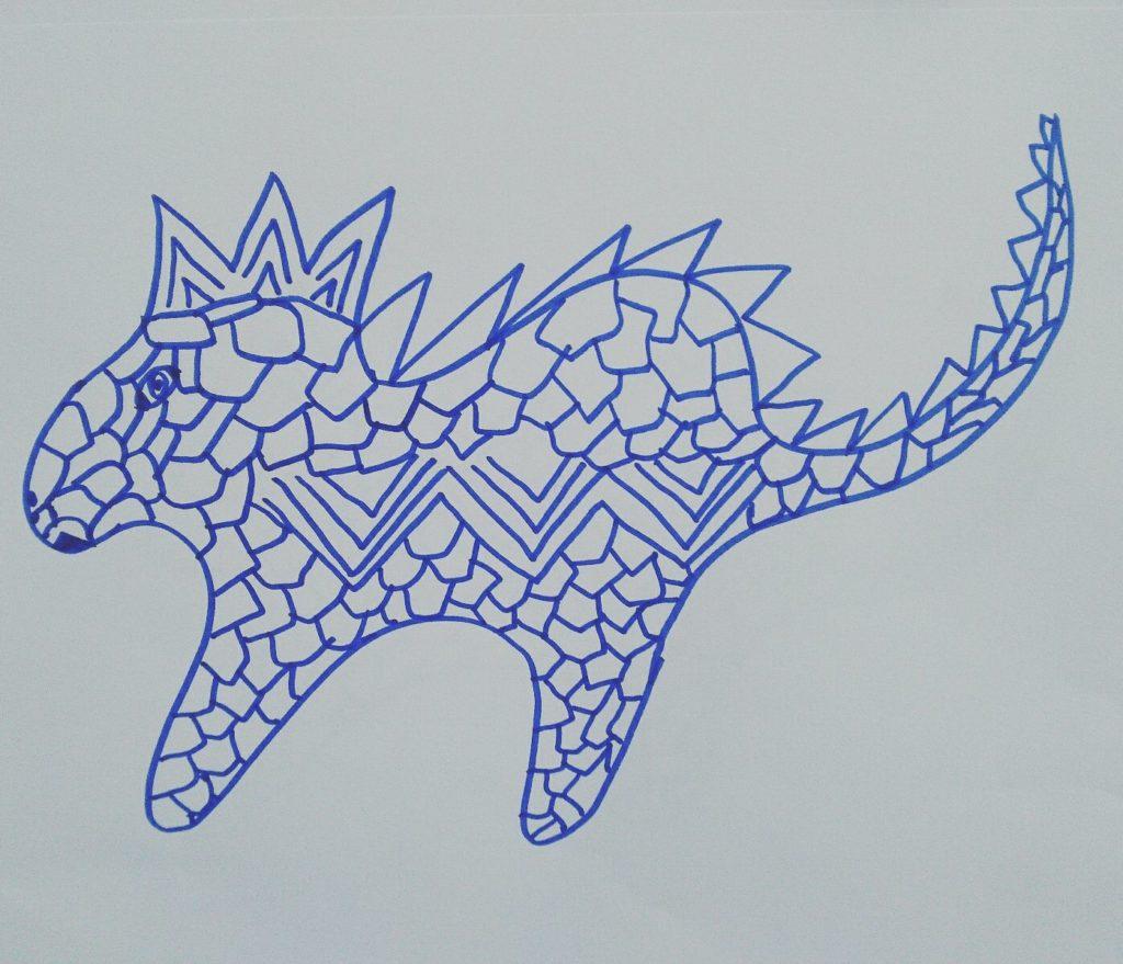 Dragon femelle